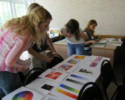 Психология цвета в полиграфии