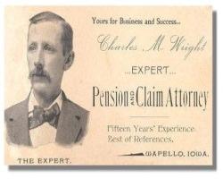 История происхождения визитной карточки