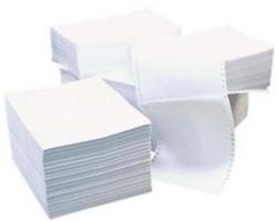 Использование бумаги в цифровой печати