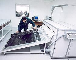 Какие особенности бумажных образцов для плоттеров