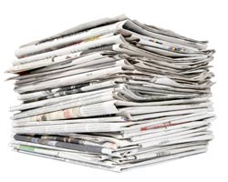 Производство печатных газет
