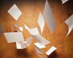 Бумага, пошлины и товарооборот