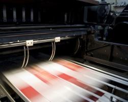 Гибридные машины и гибридные краски в полиграфии
