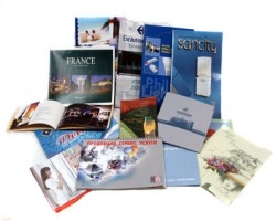 Полиграфическая продукция: каталоги
