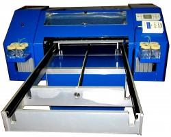Современные текстильные принтеры