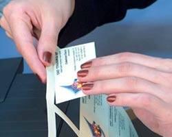 Визитная карточка: какой она должна быть