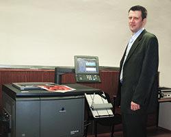 Особенности цифровой печатной техники