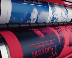 Использование офсетной печати в рекламе