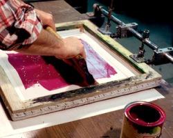 Печать на любых жестких материалах