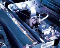 Этапы электрографической печати