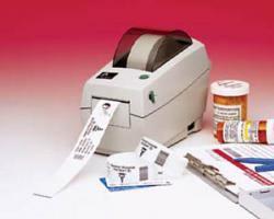 Принтер для печати этикеток штрих кода