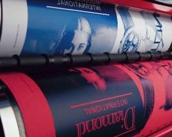 Изготовление печатной рекламной продукции