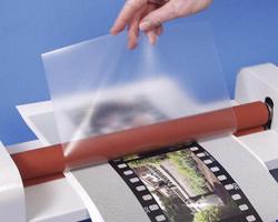 Ламинирование печатной продукции
