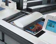 Часто применяемый способ печати в полиграфии