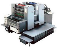 Офсетная печать: секреты технологии