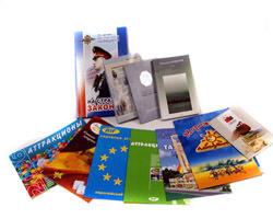Особенности дизайна и печати брошюр