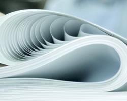 Роль бумаги для рекламной полиграфии