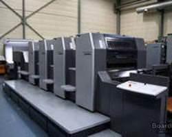 Рыбинские рулонные печатные машины