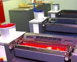 Технология офсетной печати