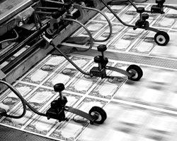 Все о производстве денег в полиграфиях