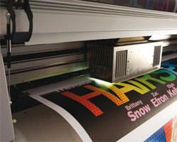 Печать и изготовление плакатов