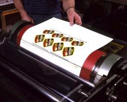 Ролевая печать-технология полиграфии