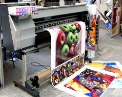 Цифровой и офсетный способы печати