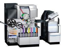 Электрография: печать без форм