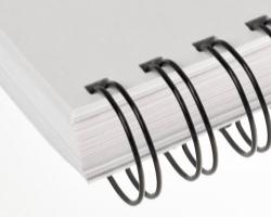 Металлические пружины для переплета