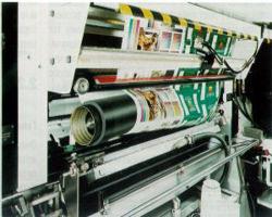 Текстильная печать и некоторые ее особенности