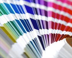 Специальные краски для рекламной полиграфии