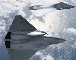 Американские беспилотные самолеты