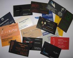 Какая бумага подходит для визиток?